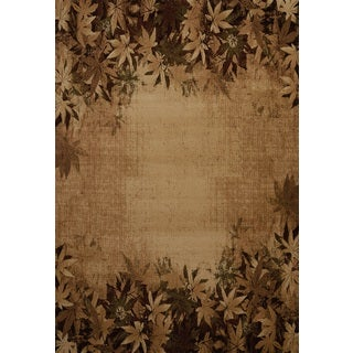 United Weavers Contours Autumn Trace Toffee Area Rug (12'6 x 15')