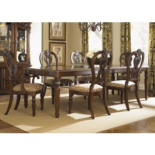 Messina Estates Cherry 44x72-108 Traditional Dinette Table