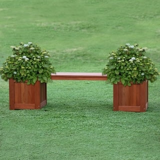 Furinno Tioman Teak Hardwood Planter Box|https://ak1.ostkcdn.com/images/products/13208683/P19928114.jpg?impolicy=medium