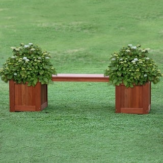 Furinno Tioman Hardwood Planter Box