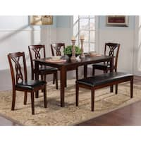Alpine Provo 5 Piece Dining Set