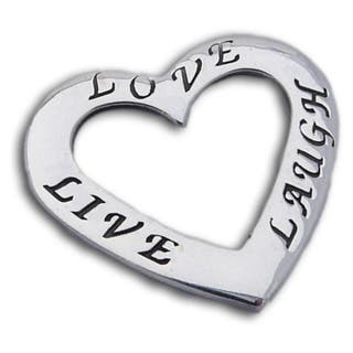 Handmade Sterling Silver 'Live, Love, Laugh' Heart Pendant (Thailand)|https://ak1.ostkcdn.com/images/products/13208768/P19928208.jpg?impolicy=medium