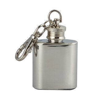 Elegance Flask on Key Fob (1 oz)