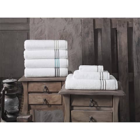 Carson Carrington Svogerslev 100-percent Turkish Cotton Bath Towel 2-piece Set