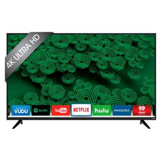 VIZIO D-Series 55-inch 4K Full-Array LED TV in Black (Refurbished)