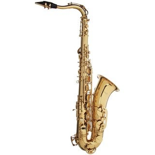 Stagg WS-TS215 Bb Tenor Saxophone with Soft Case