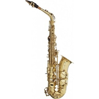 Stagg WS-AS215 Eb Alto Saxophone With Hard Case Included
