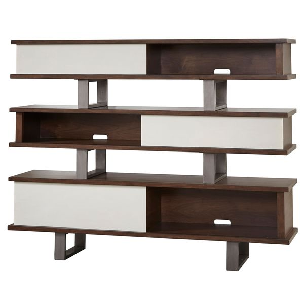 Shop A.R.T. Furniture Epicenters Silver Lake Brown Wood