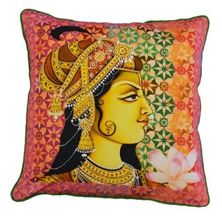Journey of India Pillow