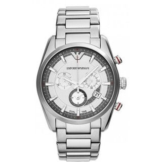 Emporio Armani Men's AR6036 'Sportivo' Chronograph Stainless Steel Watch