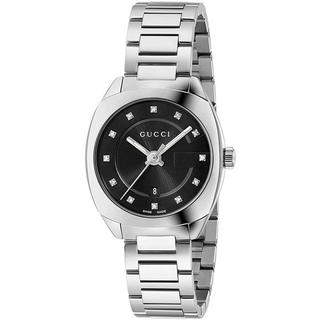 Link to Gucci Women's YA142503 'GG2570 Small' Diamond Stainless Steel Watch Similar Items in Women's Watches