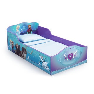 Disney Frozen Wood Toddler Bed