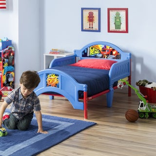 Nick Jr. Blaze and the Monster Machines Plastic Toddler Bed