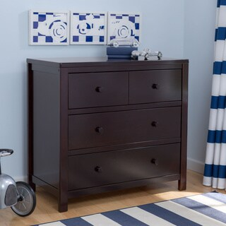 Delta Children Wood 3-drawer Dresser