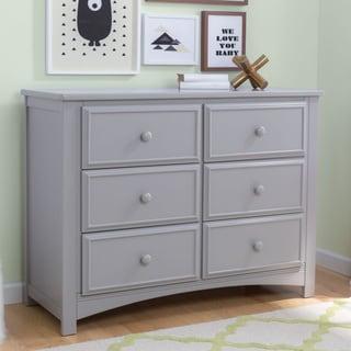 Delta Children Wood 6-drawer Dresser