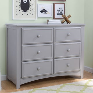 Delta Children Wood 6-drawer Dresser