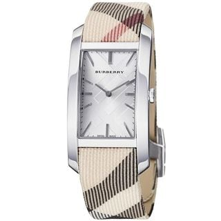 Burberry Women's BU9403 'Nova Check' Beige Canvas Watch