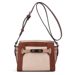 MKF Collection Coach Crossbody Bag by Mia K. Farrow