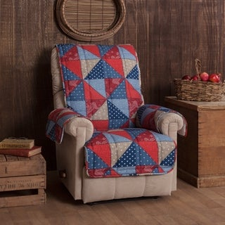 Innovative Textile Solutions Americana Recliner or Wing Chair Protector