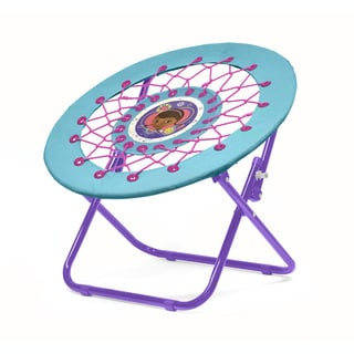 Disney 'Doc McStuffins' Multicolored Metal/ Polyester Web Kids Chair