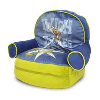 Nickelodeon Teenage Mutant Ninja Turtles Kid's Slumber Sofa Bean Bag Arm Chair with Sleeping Bag