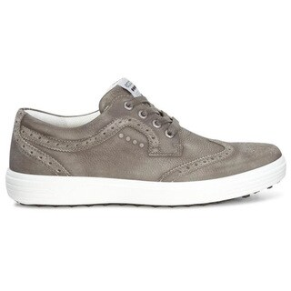 ECCO Casual Hybrid 2 Golf Shoes Dark Clay
