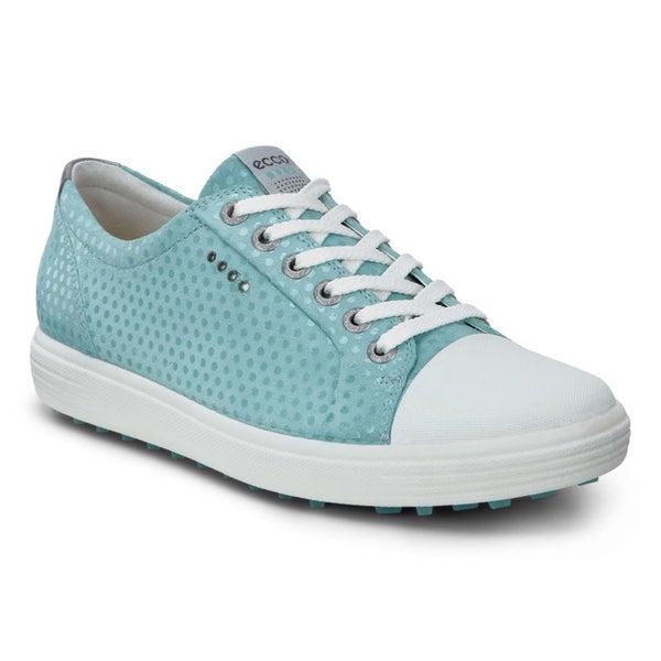 ECCO Casual Hybrid Golf Shoes Ladies Aquatic