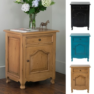 East At Main's Shiloh Mahogany Rectangle Night Stand