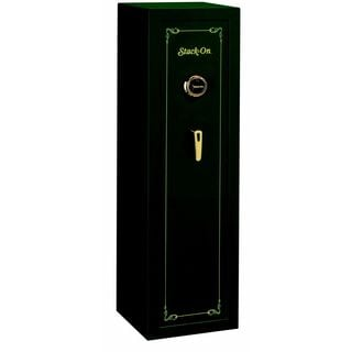 Stack-On Matte Hunter Green Combination Lock 10-gun Storage Locker