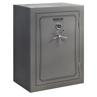 Stack-On 51-69 Grey Pebble Gun Safe with Combination Lock