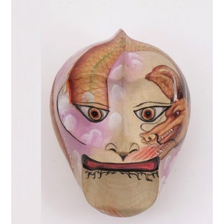 Handmade Graceful Monkey's Head Jewelry Box (Indonesia)