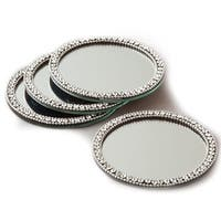 Heim Concept Brilliant Set of 4 Mirror Coasters