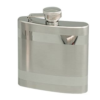 Elegance Flask with Stripes