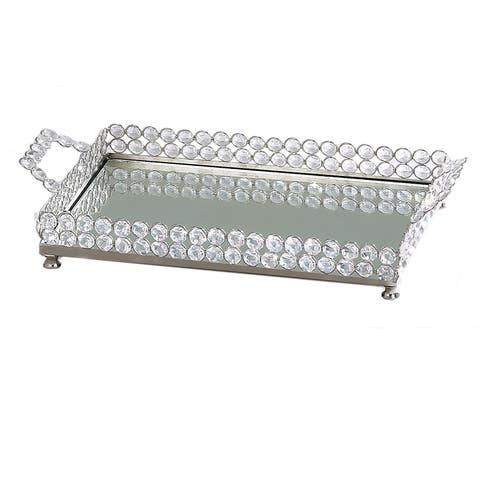 Heim Concept Sparkle Mirror Tray