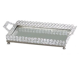 Elegance Sparkle Mirror Tray|https://ak1.ostkcdn.com/images/products/13211812/P19930872.jpg?impolicy=medium