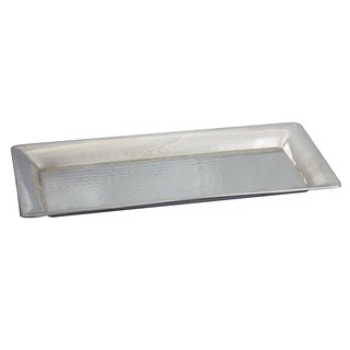 Heim Concept Small Rectangular Tray Hammered