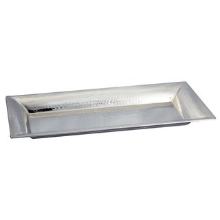 Link to Heim Concept Large Rectangular Tray Hammered Similar Items in Dinnerware