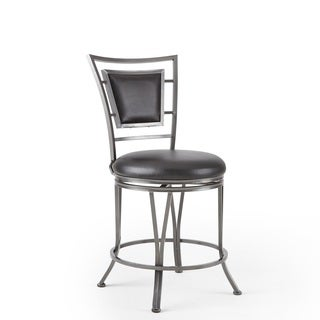 Shop Alexis Cappuccino Padded Back 29 Inch Bar Stool