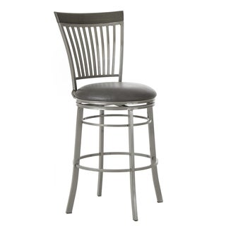 Marshall 24-inch Swivel Counter Stool by Greyson Living  by Greyson Living