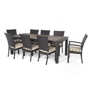 RST Brands Deco Maxim Beige 9-piece Dining Set