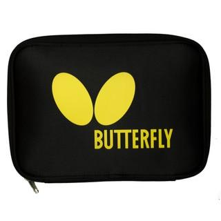 Butterfly Logo Black Nylon Table Tennis Racket Case