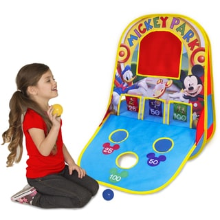 Play Hut Mickey Mouse Triple Shot Game Center