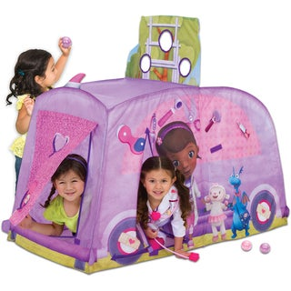 Play Hut Doc McStuffins Mobile Clinic Vehicle