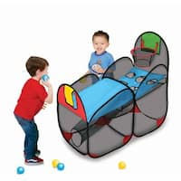 Playhut Multicolored Polyester Game Center