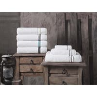 Carbon Loft Parker Embroidery 100-percent Turkish Cotton Hand Towel (Set of 4)