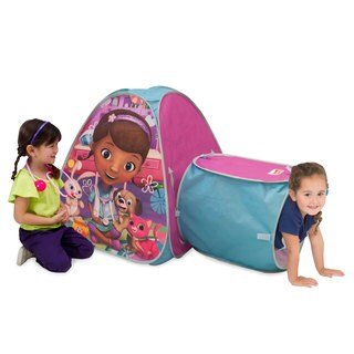 Playhut Doc McStuffins Hide About Playhouse