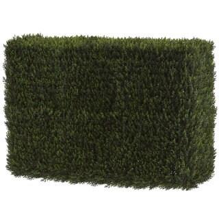 Artificial Decorative Cedar Hedge