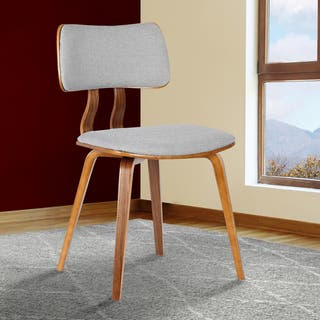 Carson Carrington Ladeplads Mid-century Walnut Chair