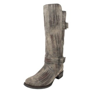 Lane Boots Women's 'Buckleroo' Leather Riding Boot