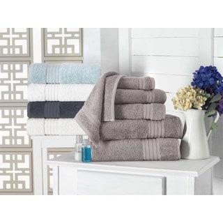 Barclay 100-percent Turkish Cotton Bath Towels (Set of 2)